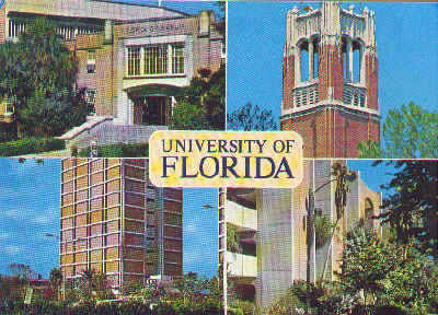 Gainesville Florida University of Florida